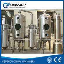 WZD high efficient factory price stainless steel industrail water distiller