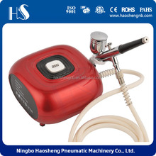 korea best sale makeup compressor mini pump for makeup airbrush makeup pump