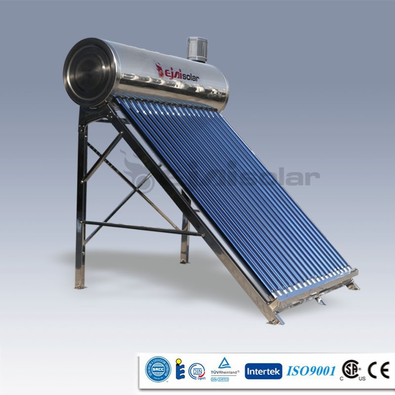 Integrative-Non-pressure-Stainless-Steel-Solar-Water
