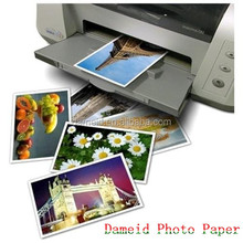 Best price premium silk RC Glossy Inkjet Photo Paper Resin Coated Glossy RC Roll Paper 24'' 36'' 42'' rc photo paper