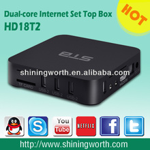 DVB-T2 Android 4.2 Dual Core 1080p Google Android Box