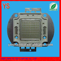 Top selling led chip 100w 450nm plants growing led