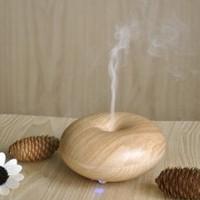 Tabletop brown aroma diffuser/portable car air conditioner