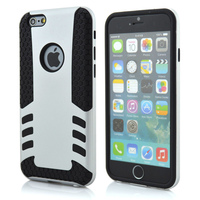 New Rocket Style Two Piece Combo Cover Case for 4.7 iPhone 6