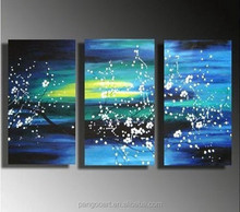 Pure Hand Paint seascape oil painting by Chinese artist