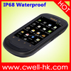 Original SEALS TS3 IP68 Waterproof mobile rugged android phone 3.5inch