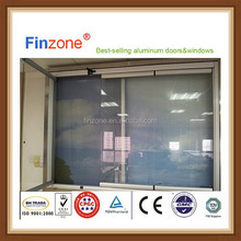 Custom made classical invisible window screen
