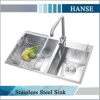 K-H7845R silgranit sink/ stainless steel wash trough/ undermount stainless kitchen sink