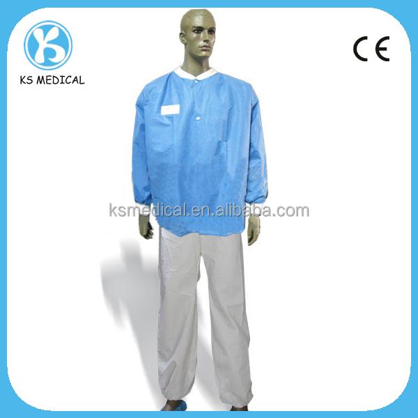 color non tiss jetable mdicaux blouse de laboratoire avec lastique manchette pour adultes et enfants - Blouses Medicales Colores