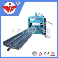 EPS/Rock Wool Composite Sandwich Panel Production Line cable tray and trunking automatic making roll forming machine
