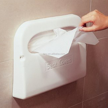 Travel Pack Disposable Paper Toilet Seat Cover manufacturer and supplier in china