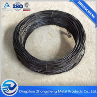 black annealed bar tie/bailing wire