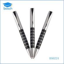Jiangxi product promotional metal pen with logo