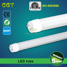 High Lumen led tube light T8 100 lm/W 1200mm 4ft, hot sale in Germany