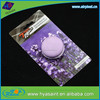 Hot sale lavender fragrance macarons hanging car air freshener