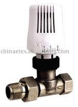 válvula termostática del radiador con estándar del ce