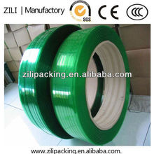 PET packing strap plastic packing strap polyester strap Chinese supplier