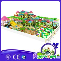 Children indoor playground fence, fashion indoor children playground for sale
