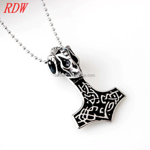 RDW 2015 Wholesale Cheap Price Stainless Steel Casting Mandala Pendant