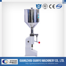 Manual Stainless Steel Power Laundry Detergent Bottle Filling Machine