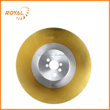 Suitable for cutting steel pipes,four pin holes Hss circular saw blade