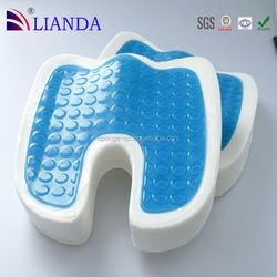 Cheap memory foam u shape coccyx seat cushion orthopedic cushion