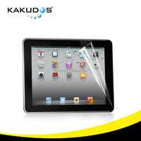Hot Sale premium matte touch screen protector film for ipad 2/3/4 tablet pc