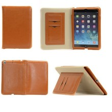 "7.9"" PU leather tablet case cover for ipad mini"