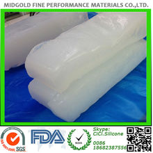 silicon rubber compound raw materials
