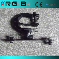 NEW RIGEBA Stage RG-LHS62FA-200 Lighting Clamps, Small Hanging Metal Hook,Truss hook