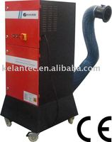 Portable Welding Fume Collector with Electrostatic Precipitator for Soldering Process