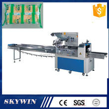 Automatic food Bread Flow pack machine