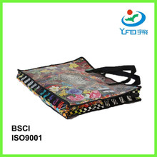 YF-SP002 Promotional Cheap Woven Recycled Shopping Bag