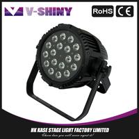 18pcs * 10W waterproof laser light
