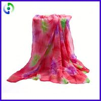 Best Prices Latest OEM Design decorated with beads scarf wholesale