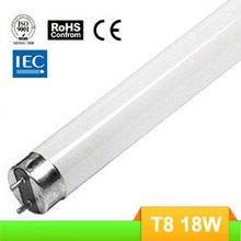 T8 lámpara fluorescente 18w