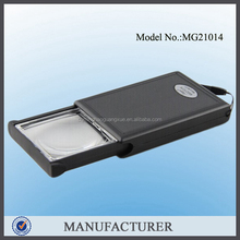 MG21014 3X Slide LED mobile phone screen Magnifier