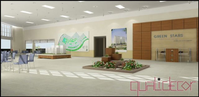 Id 124537532 for Office design vietnam