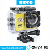 Full hd 720p sj5000 wifi sport camera 2.0 inch wireless underwater waterproof 30m digital video glasses with wireless camera