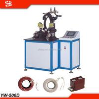 Auto coil winding machine for transformer toroidal coil winding machine YW-500D