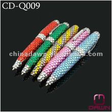 Promotional Deluxe Gift Jewelled Metal Pen CD-Q009
