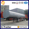 fuel tank semitrailer for tractor truck