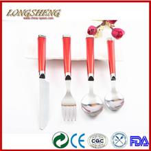 2014 New Design of Stainless Steel Spoon Fork Knife C0010 Decor Dinnerware