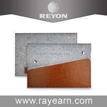 "REYON wool felt case for ipad pro 12.9"" .felt sleeve for ipad pro 12.9"