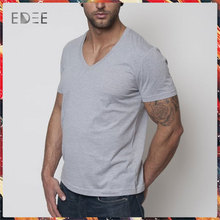New arrival new t-shirt fashionable 2012 t shirt wholesale cheap slim fit t shirt with your logo