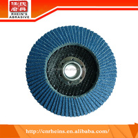 Trustworthy china supplier aluminium oxide flap disc