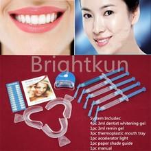 New Design Six percent HP A+ Teeth Whitening Strips , bleach bright whitening teeth , teeth bleaching device