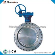 Triple Eccentric Butterfly Valve Manufacturer in China