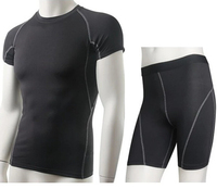 quick dry spandex slimming cycling wear/basketball suits/sport clothes