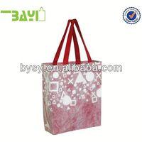 Canvas shopping bagnonwoven bag for ricecotton bag canvas bag